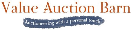 Value Auction Barn Logo