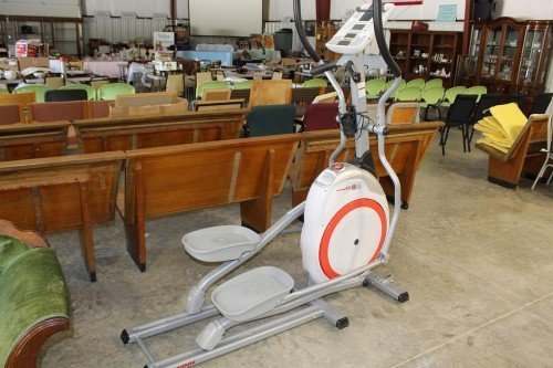 Schwinn 420 Elliptical Trainer 2012 Model Value Auction Barn Columbia MO Antiques Furniture Consignment Auctions 6580